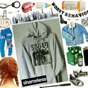 💚 { JERZEEZ }   Shameless Sweatshirt